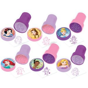 Disney Princess Stampers 6ct