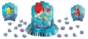Little Mermaid Table Decorating Kit 23pc
