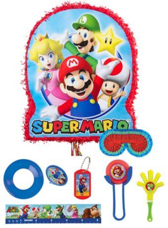 Super Mario Pinata Kit with Favors