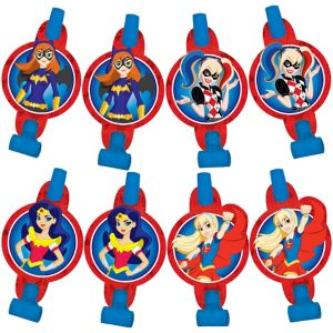 DC Super Hero Girls Blowouts 8ct