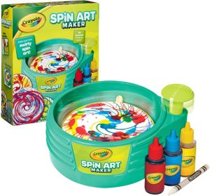 Spin Art Marker Art Set