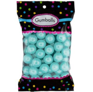 Robin's Egg Blue Gumballs 48pc