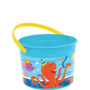 Under the Sea Birthday Favor Container