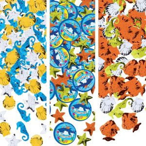 Under the Sea Birthday Confetti