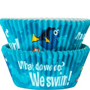 Wilton Finding Dory Baking Cups 50ct