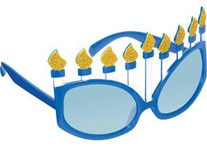 Menorah Glasses