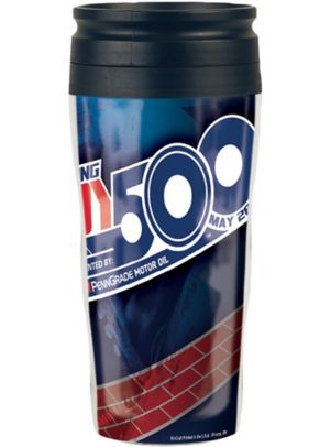 101st Indy 500 Travel Mug