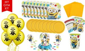 MG Minions Gym Kit