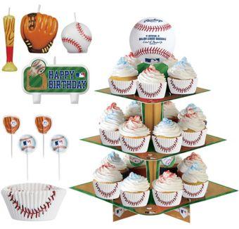 Rawlings Baseball Bakeware Kit