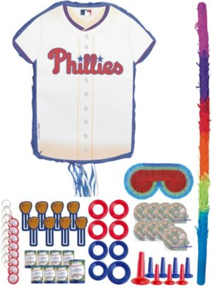 Philadelphia Phillies Pinata Kit with Favors