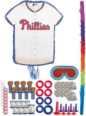 Philadelphia Phillies Pinata Kit with Favors