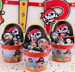 Little Pirate Ultimate Favor Kit for 8 Guests