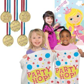 Woodland Princess Fun & Games Kit