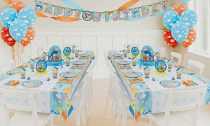 Under The Sea Deluxe Party Kit