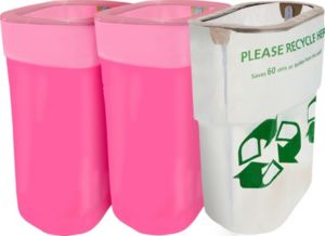 Bright Pink Clean-Up Kit