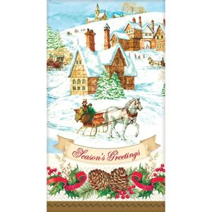 Holiday Magic Guest Towels 36ct