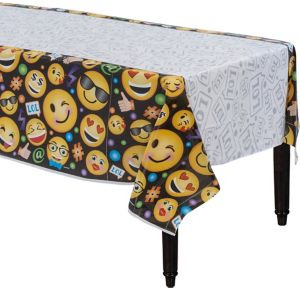 Smiley Table Cover