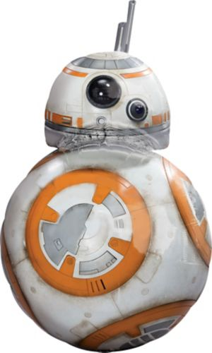 BB-8 Balloon - Giant Star Wars 7 The Force Awakens