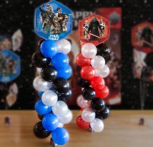Star Wars 7 Balloon Column Kit - makes 2