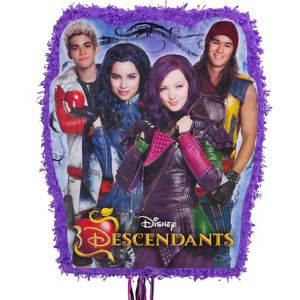 Pull String Disney Descendants Pinata