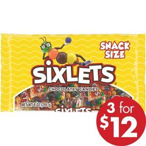 Sixlets Pouches 15ct