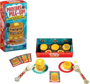 Pancake Pile-Up Race Game