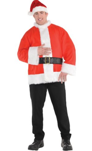 Santa Accessory Kit Plus Size