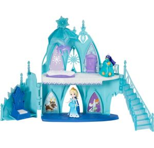 Elsa Castle Playset 14pc - Frozen