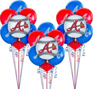 Atlanta Braves Balloon Kit