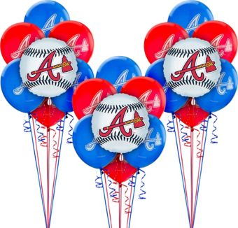 Atlanta Braves Balloon Kit