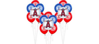 Los Angeles Angels Balloon Kit