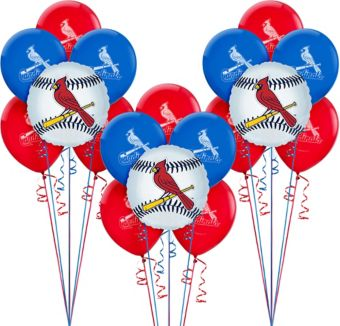 St Louis Cardinals Balloon Kit