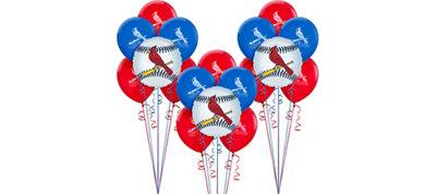 St Louis Cardinals Balloon Kit