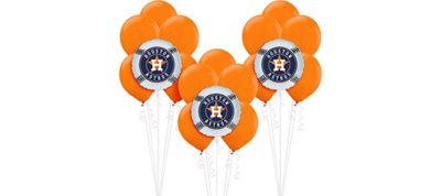 Houston Astros Balloon Kit