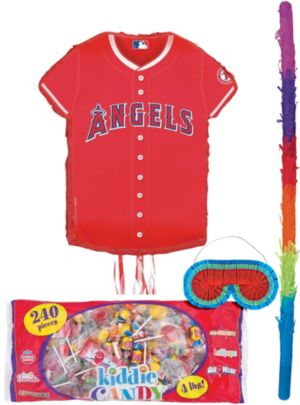 Los Angeles Angels Pinata Candy Kit