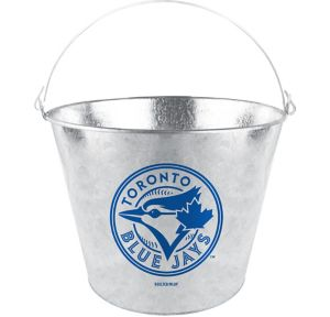 Toronto Blue Jays Galvanized Bucket
