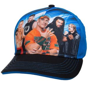 Child WWE Superstars Baseball Hat