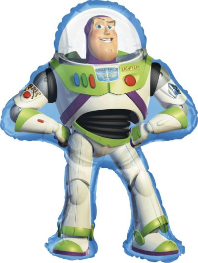 Buzz Lightyear Balloon - Giant
