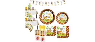 Fisher Price ABC Baby Shower Kit 16 guests