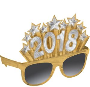 Gold 2017 Sunglasses