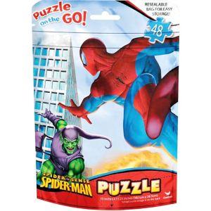 Spider-Man Puzzle Bag 48pc