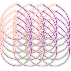 Mardi Gras Glow Sticks 50ct