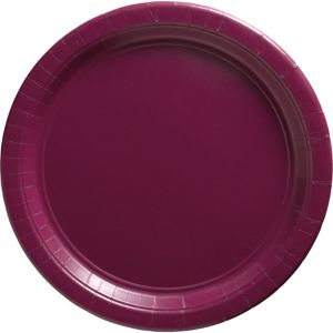 Berry Paper Dinner Plates 20ct