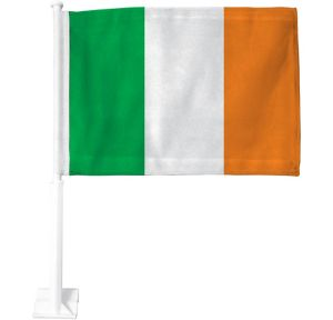 Irish Flag Car Flag