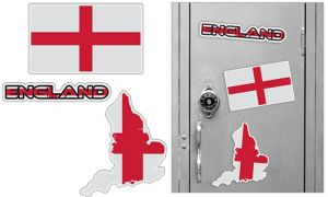 English Magnets 3pc