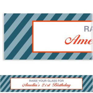 Custom Generic Ticket Banner