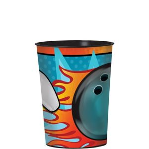 Bowling Favor Cup
