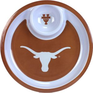 Texas Longhorns Chip & Dip Tray