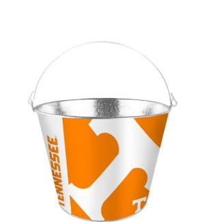 Tennessee Volunteers Galvanized Bucket