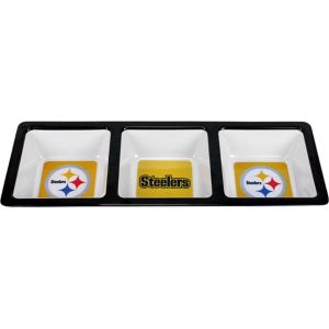Pittsburgh Steelers Divided Snack Tray